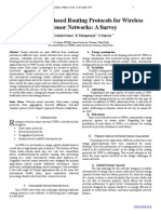 Data Centric Based Routing Protocols for Wireless Sensor Networks