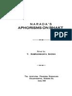 Narad Bhakti Shastra