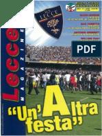Lecce Magazine 2001 n. 6