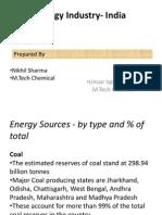 Energy Industry - India.pptx
