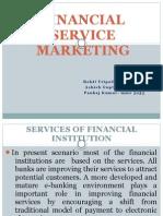 Financial Service Marketing