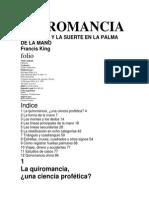 Quiromancia PDF