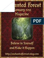 January 2015 Enchanted Forest Magazine