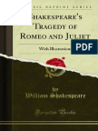 Shakespeare Romeo and Juliet