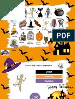 Halloween Quiz 2