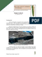 Walpole Project Update 10 9 14