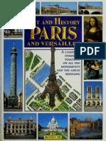 Art and History of Paris and Versailles (Art eBook)