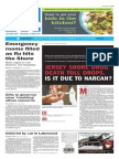 Asbury Park Press front page Wednesday, Jan. 7 2015