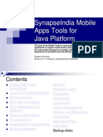 SynapseIndia Mobile Apps Tools for Jave Platform