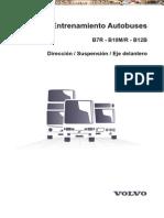 Dirección, Suspensión y Eje Delantero B7R- B10MR-B12B