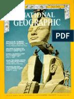 National Geographic Magazine 1969-05, May