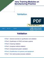 Validation Part6
