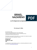 Israel Nazareno Fe Original Apostoles 203