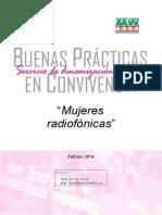 Buena Practica Mujeres Radiofonicas