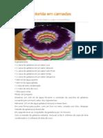 Gelatina colorida em camadas.doc