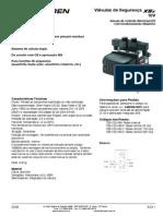 Manual Válvula Herion - Traduzido
