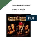 Pirates Del Carib (anàlisi de banda sonora)