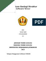 Geostruk - Tensor