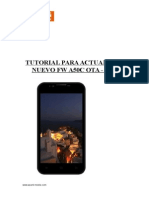 Tutorial AZUMI Para Actualizar Fw de A50cChile.