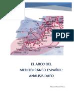 Análisis DAFO Arco del Mediterrneo