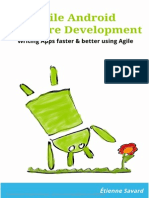 Agile Android Software Development Sample