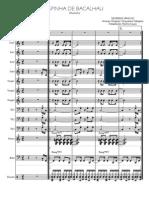 Big Band - Espinha de Bacalhau