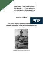 Wanderlei Machado - Entre Apolo e Dionísio