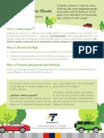 Afiche Nuevo Impuesto Verde
