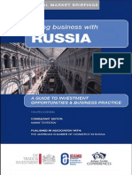 Marat Terterov-Doing Business With Russia (Global Market Briefings) (2004)