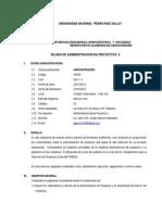 Silabo Adm Py 2014- II