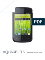 Manual Aquaris 3.5