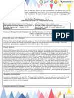Job Safety Assessment Form