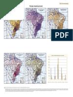 Atlas Nacional Do Brasil 2010 Pagina 110 Poluicao Industrial Potencial