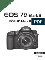 EOS 7D Mark II Instruction Manual