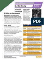 Parker - Elastomers for Oil & Gas Sealing