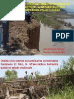 Inversiones y Cofinanciamiento de Obras de Defensa Ribereña en El Valle Chicama