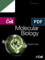 Molecular Biology - David P. Clark