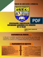 Esquema básico de presentaciones ppt para isec