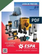 ESPA ARGENTINA - Lista de precios 23 - Vigencia 01-07-2013.pdf