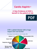 CardioAspirin Presentation - Summary