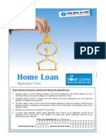 Sbi Home Loan Application Form
