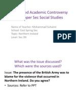 SAC_Upper Sec Social Studies_presentation Template