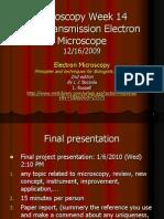 Microscopy 2009 Wk14 TEMd