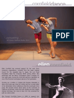 Ellen Cornfield Dance Press Kit 2015
