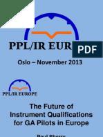 PPL-IR Europe.ppt