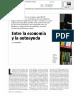 """""""Entre la economía y la autoayuda"""""""