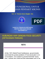 Seminar Pangan Fungisional Makassar
