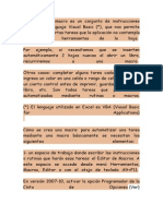 Antologia Del Tema 5.- Creacion y Aplicaciones de Macros
