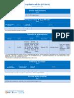 Legislativo Al Día (7.1.2015)