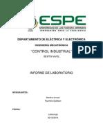 Informe I - Control Industrial